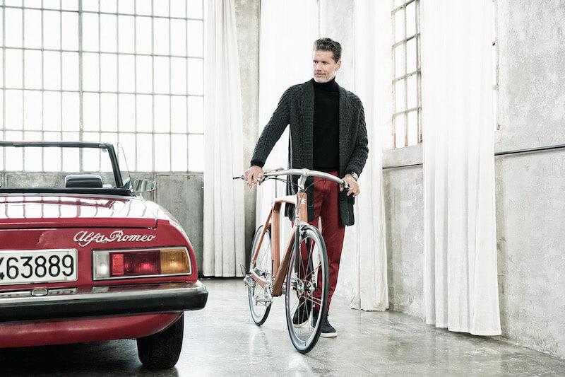 Bicicletta CarrerBikes per uso quotidiano