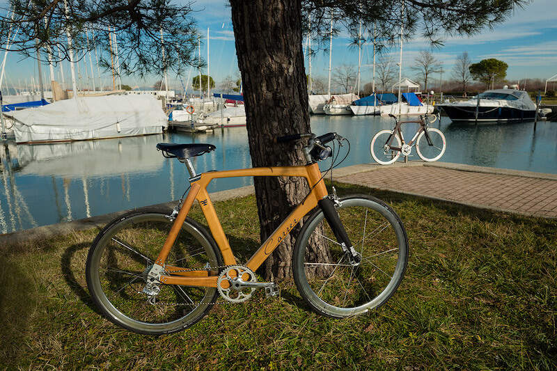 Biciclette CarrerBikes e barche