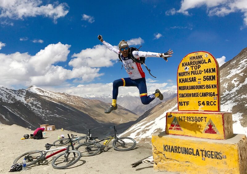 Himalayan Highest Mtb Race