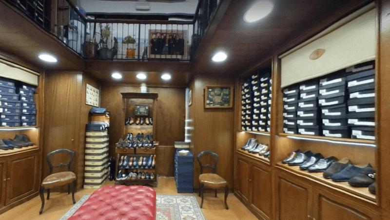 L'Antica Cuoieria Fiorentina realizza scarpe Made in Italy