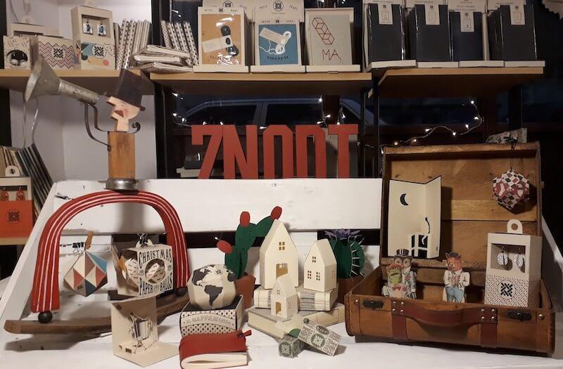 7 Nodi offre oggetti di cartodesign esclusivi e raffinati, anche su richiesta