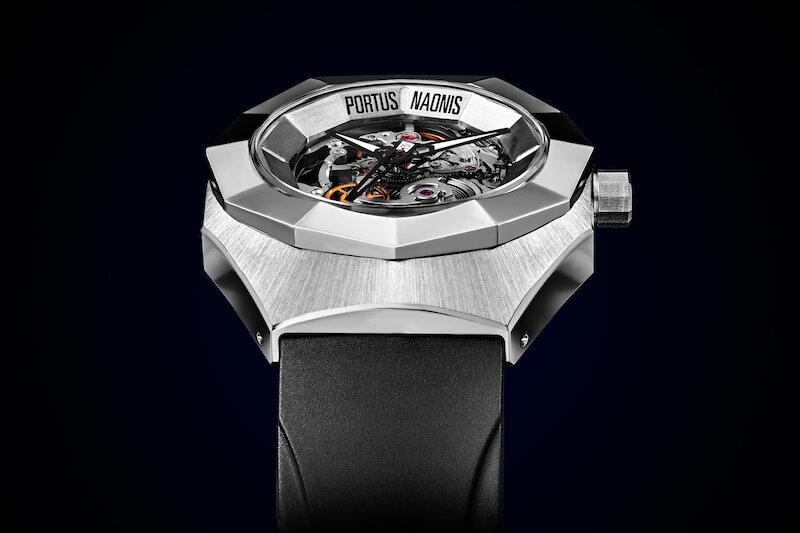 Gli orologi di Portus Naonis Watches possono essere realizzati in qualsiasi materiale su richiesta del cliente