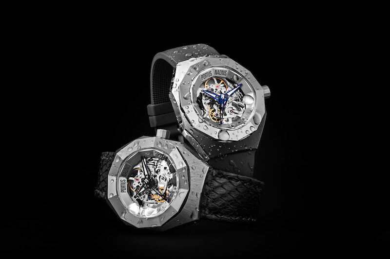 Portus Naonis Watches realizza orologi su misura Made in Italy