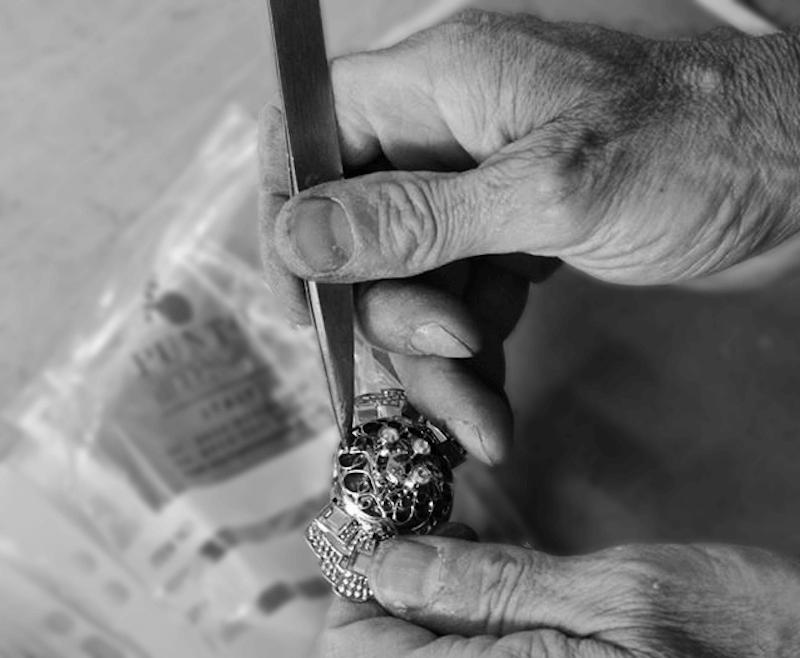 veronica tordi mani artigiano gioielli
