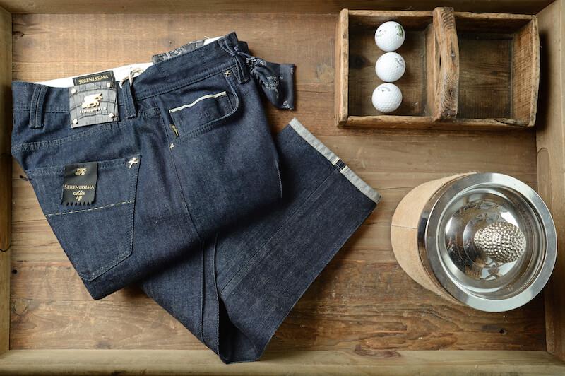 sartoriali jeans fatti in Italia