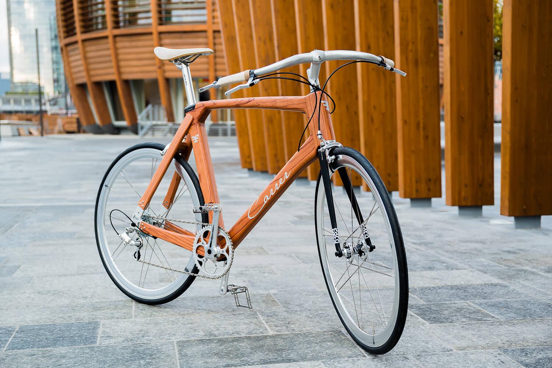 CarrerBikes BIBIONE con le ruote su misura Pippowheels